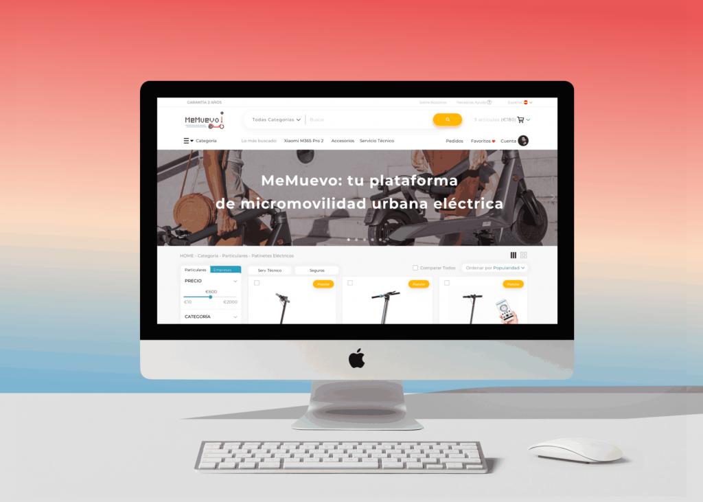 Marketplace Micromovilidad