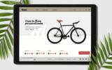 Rider :: E-Commerce Design